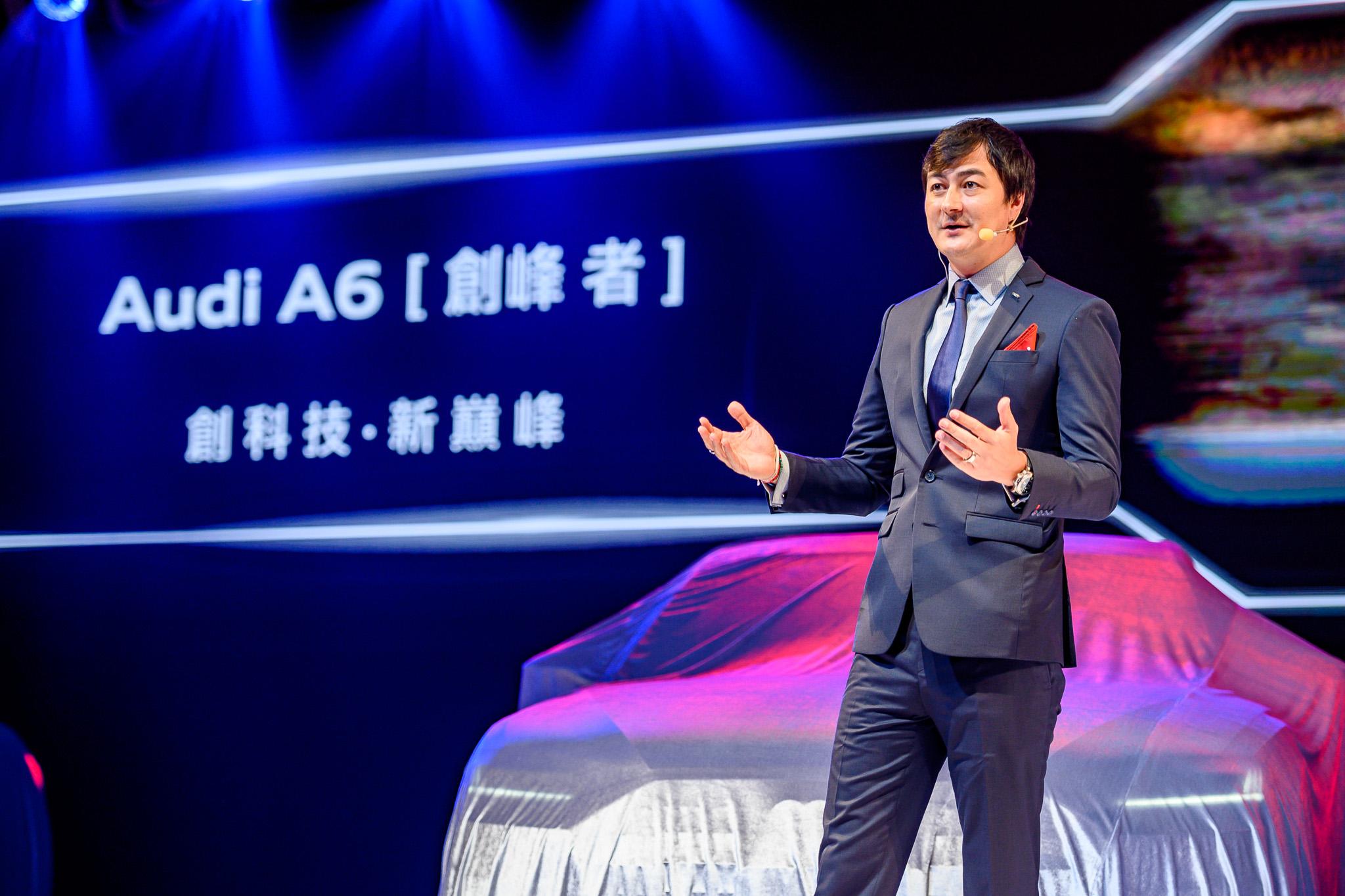 2019年8月於新世代A6/A7/A8發表時,Matthias Schepers便曾提到會以「顧客導向」、「售後服務品質」、「台灣市場產品策略」三大策略為主要發展重點。