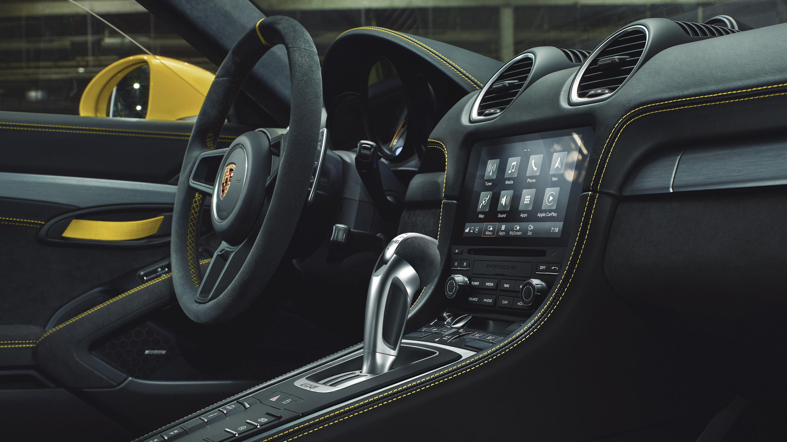 手排、PDK 你選誰?21 年式 Porsche 718 旗艦車型售價公佈