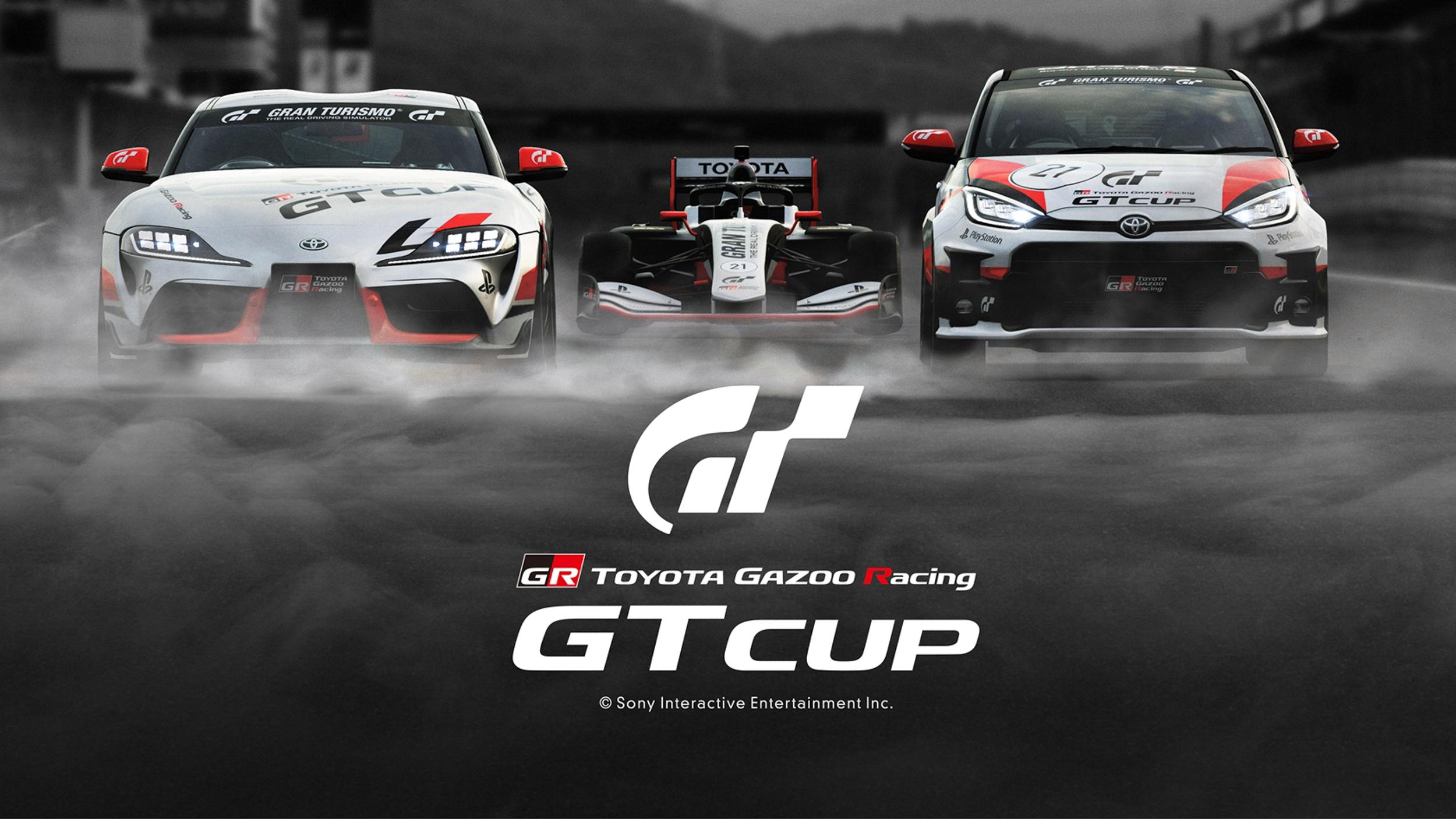 尋找最速「賽車電玩高手」!Toyota GT Cup Taiwan 2021 下戰帖!