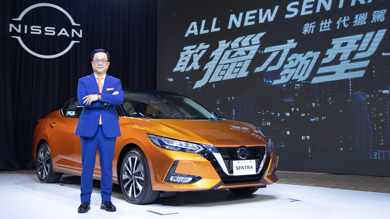 比預售再降萬元,Nissan Sentra 73.9 萬元起正式上市
