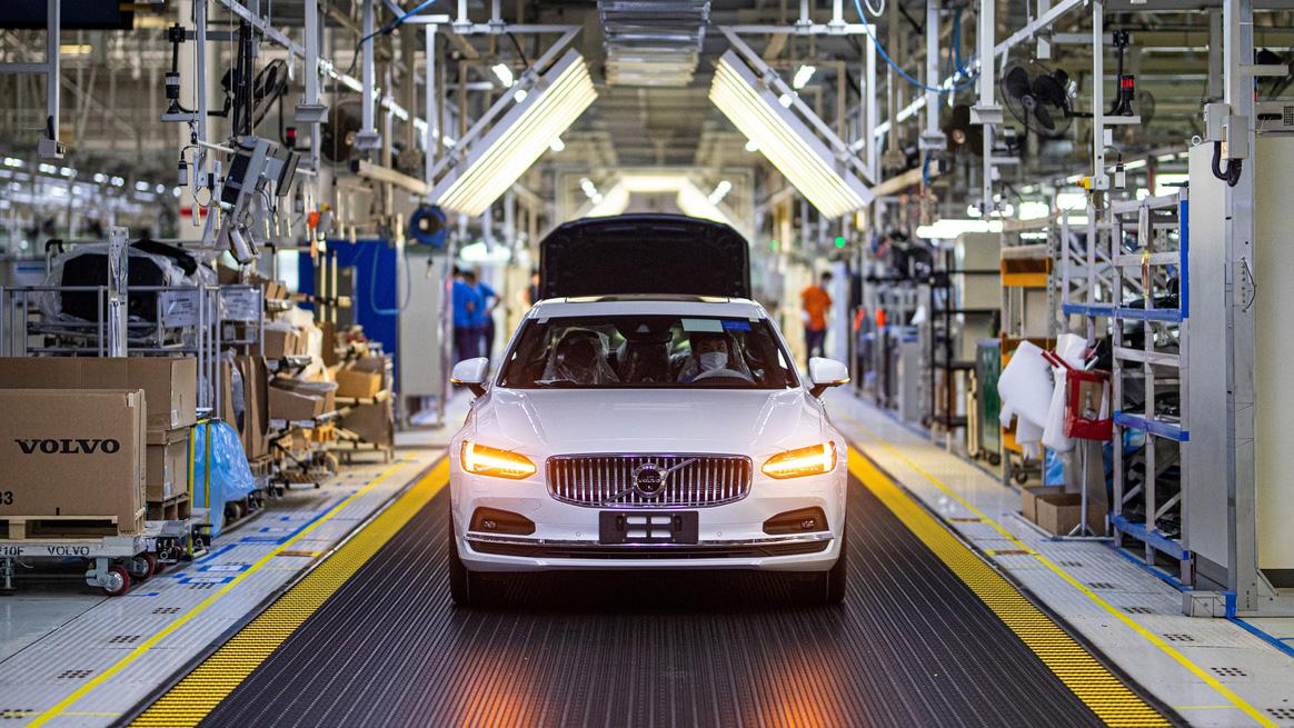 展現 2040 碳中和決心 Volvo 運用零化石煉鋼製程打造車體鋼材