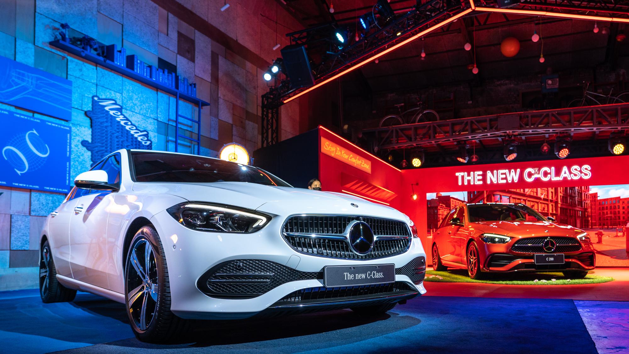210 萬起!Mercedes-Benz 全新 C-Class 轎車、旅行車同步上市