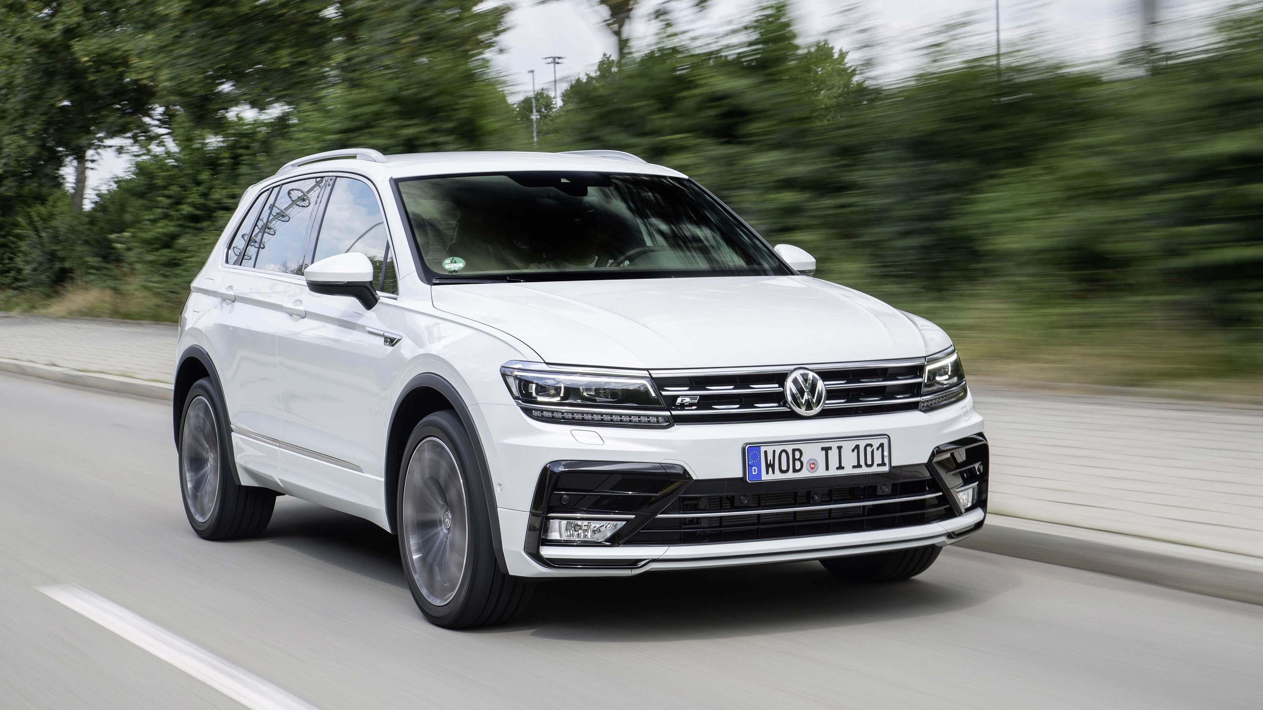 新年式 Volkswagen Tiguan/Tiguan Allspace 109.8 萬起上市,適用福斯全新保養概念 !
