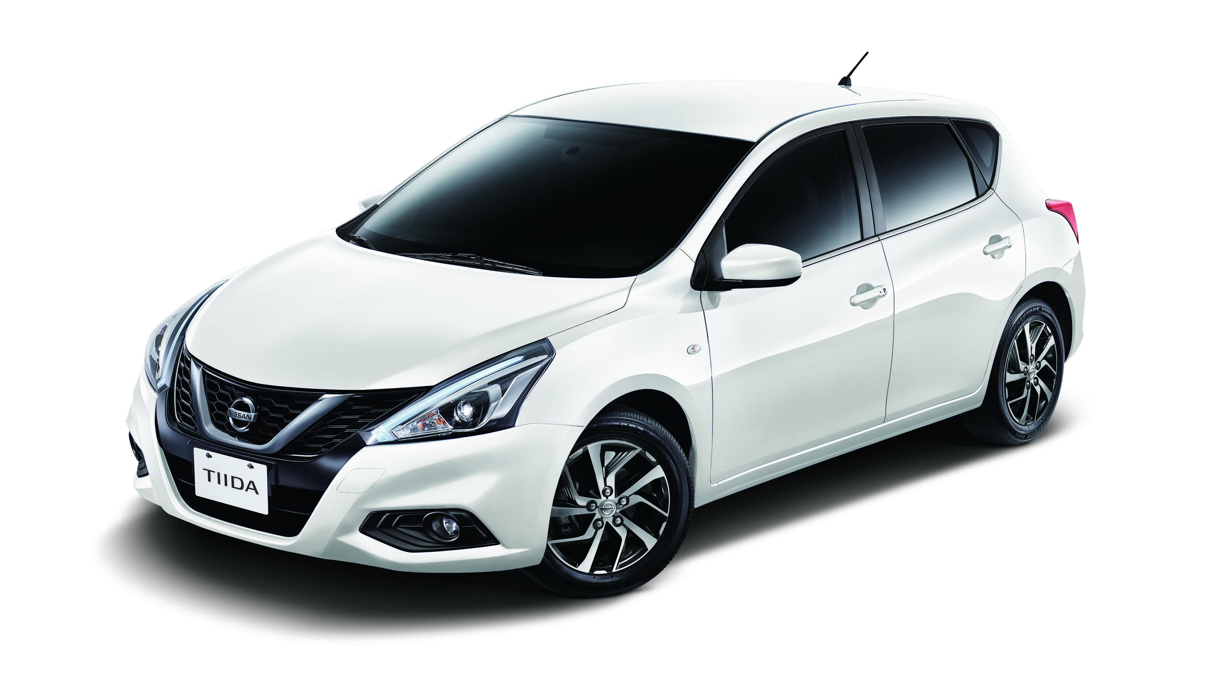 21 年式 Nissan Tiida 65.9 萬元起 買就送瑞典吸塵器