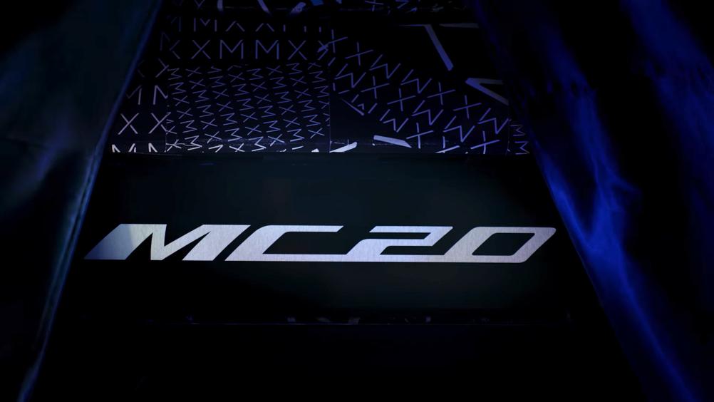 MC12 後繼車!Maserati 新世代超跑 MC20 預告釋出