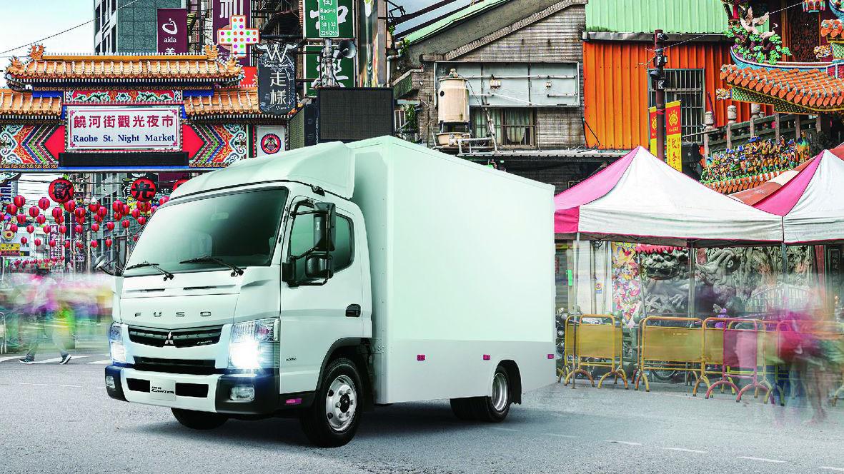 關懷全台兒童之家,Fuso 台灣戴姆勒亞洲商車捐口罩