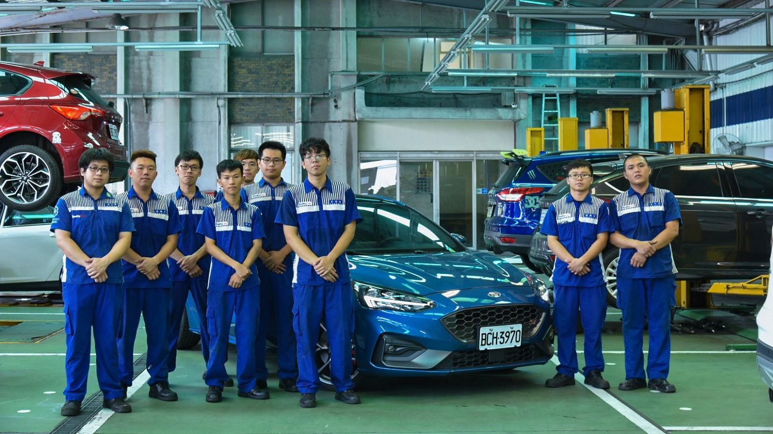 Ford 深耕台灣技職體系,提供教育資源培育人才