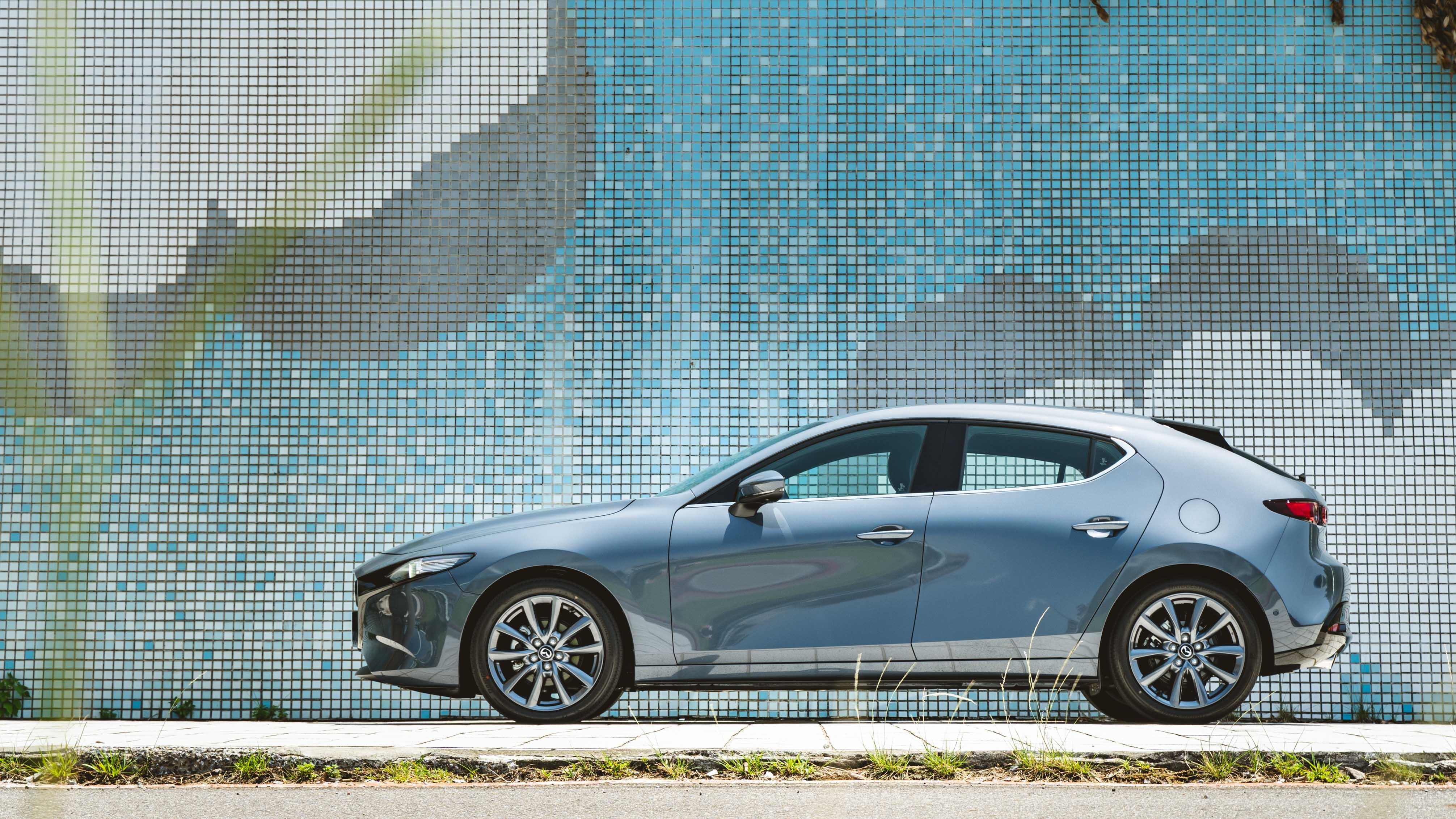 資優生再加分,2021年式 Mazda3