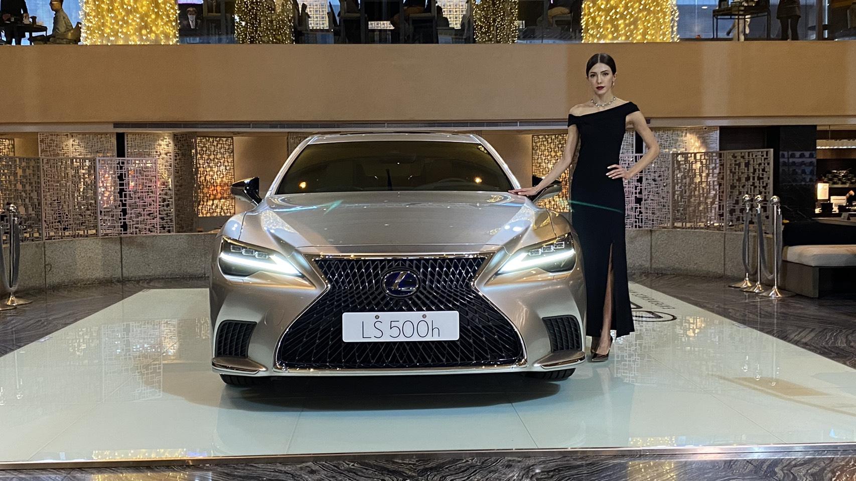 小改款 Lexus LS 500h 油電獨挑大梁 多種等級 475 萬起