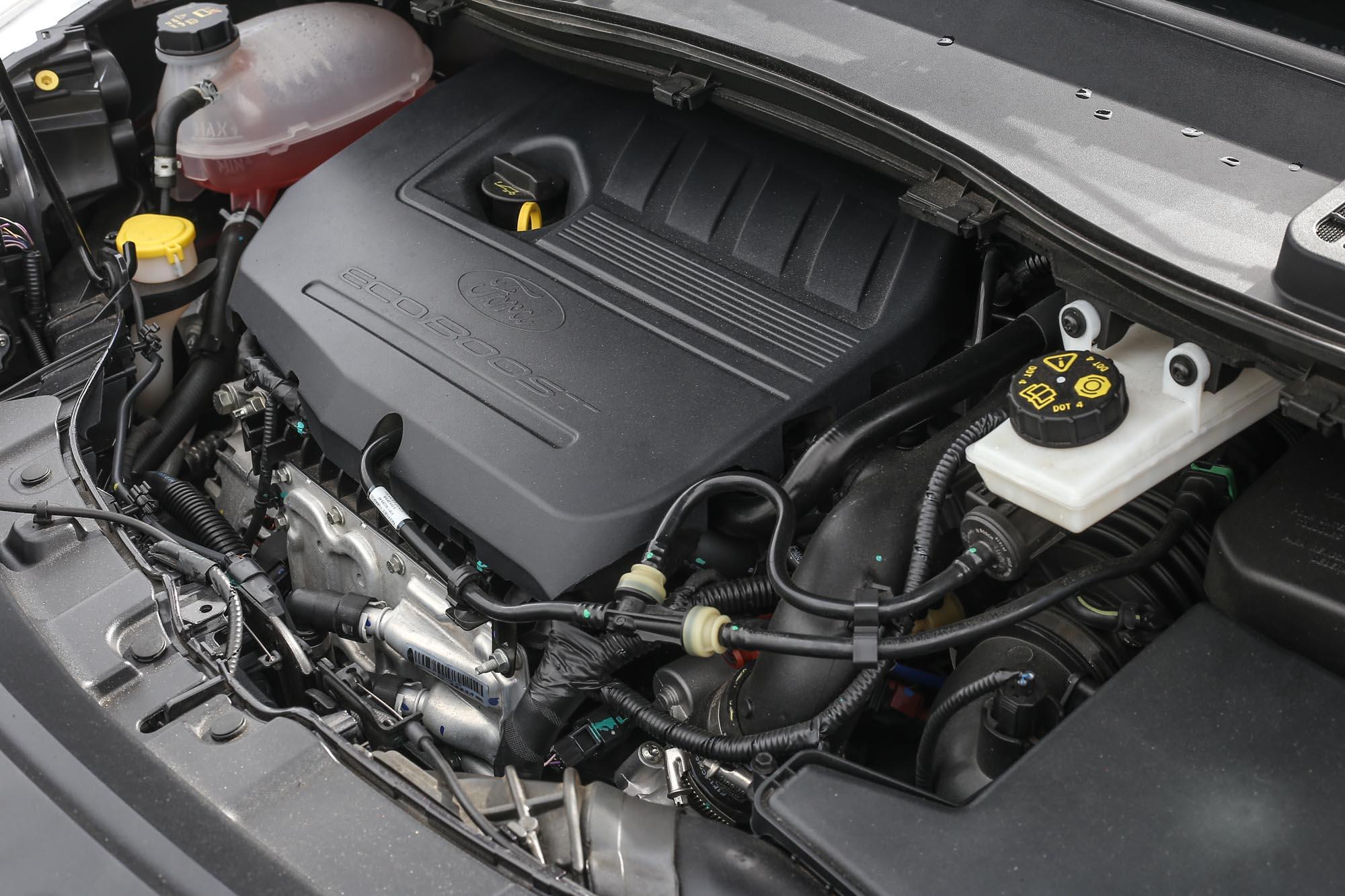 Kuga EcoBoost182 CP360 搭載1.5升渦輪增壓直列四缸汽油引擎,具備有 182ps/6000rpm 最大馬力與 24.5kgm/1600~5000rpm 最大扭力輸出。