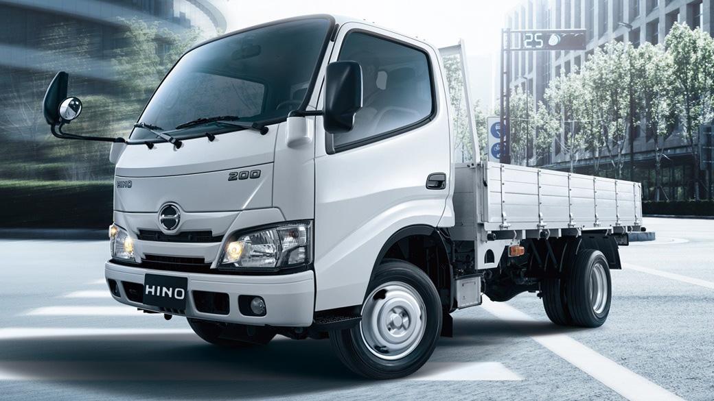▲ HINO 3.49 噸新車三月正式登台 預購專案現正開跑