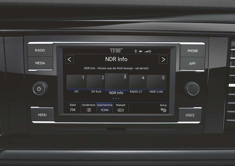 Composition Color 6.5 吋多媒體觸控彩色螢幕音響主機。