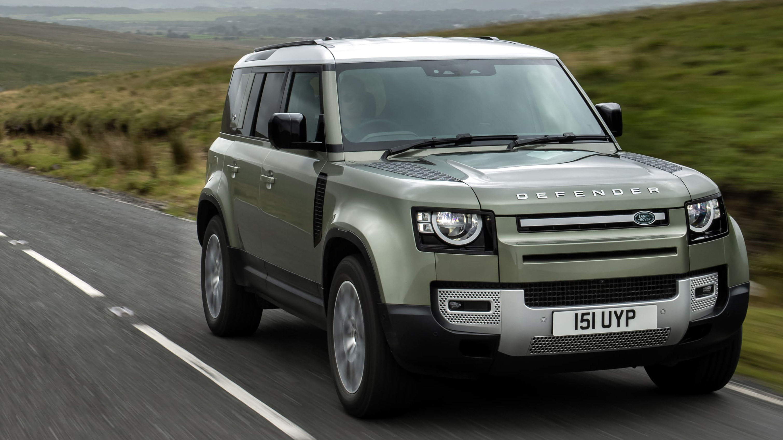 Jaguar Land Rover 研發 FCEV 動力 Defender 擔當原型車
