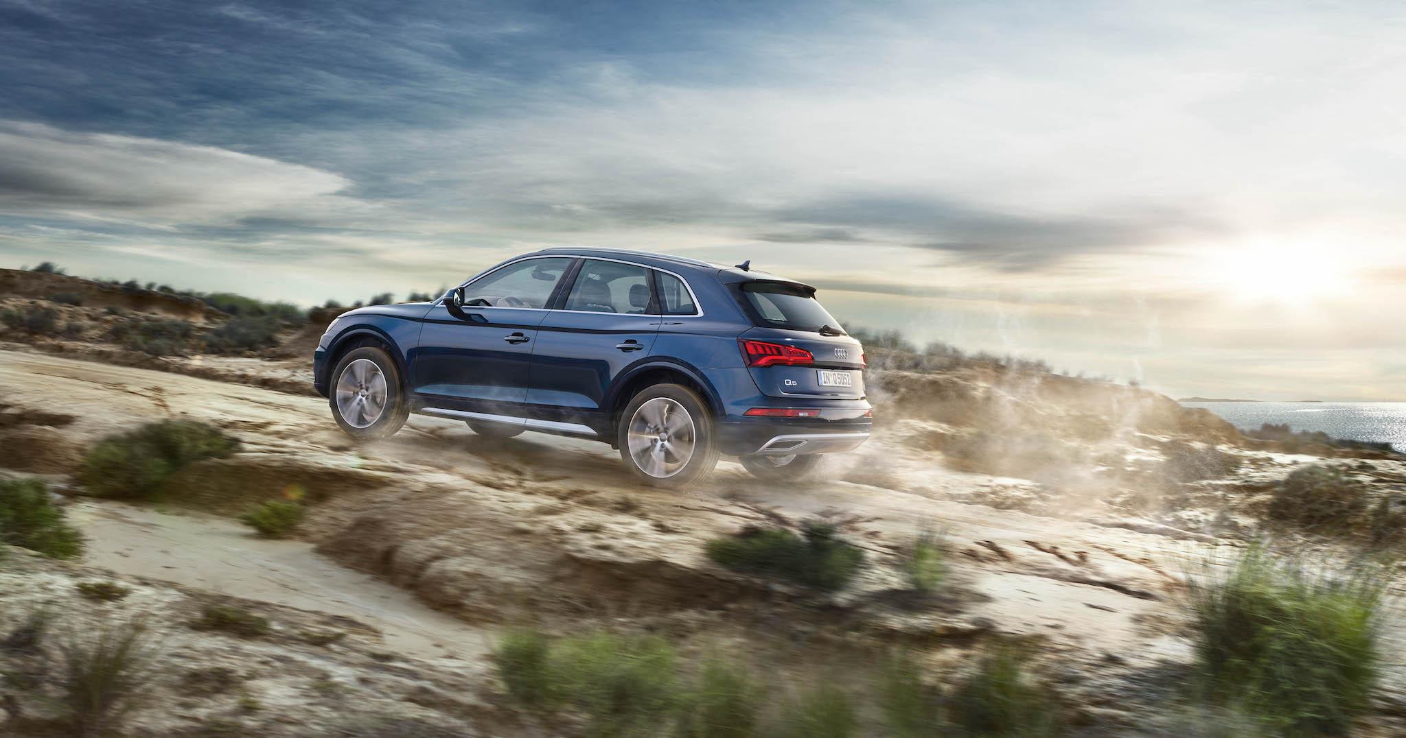 Audi Q5。