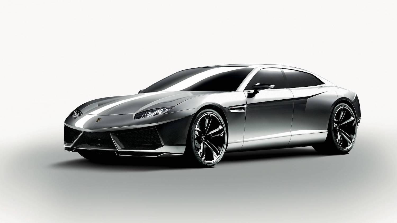 Lamborghini Estoque 概念車。