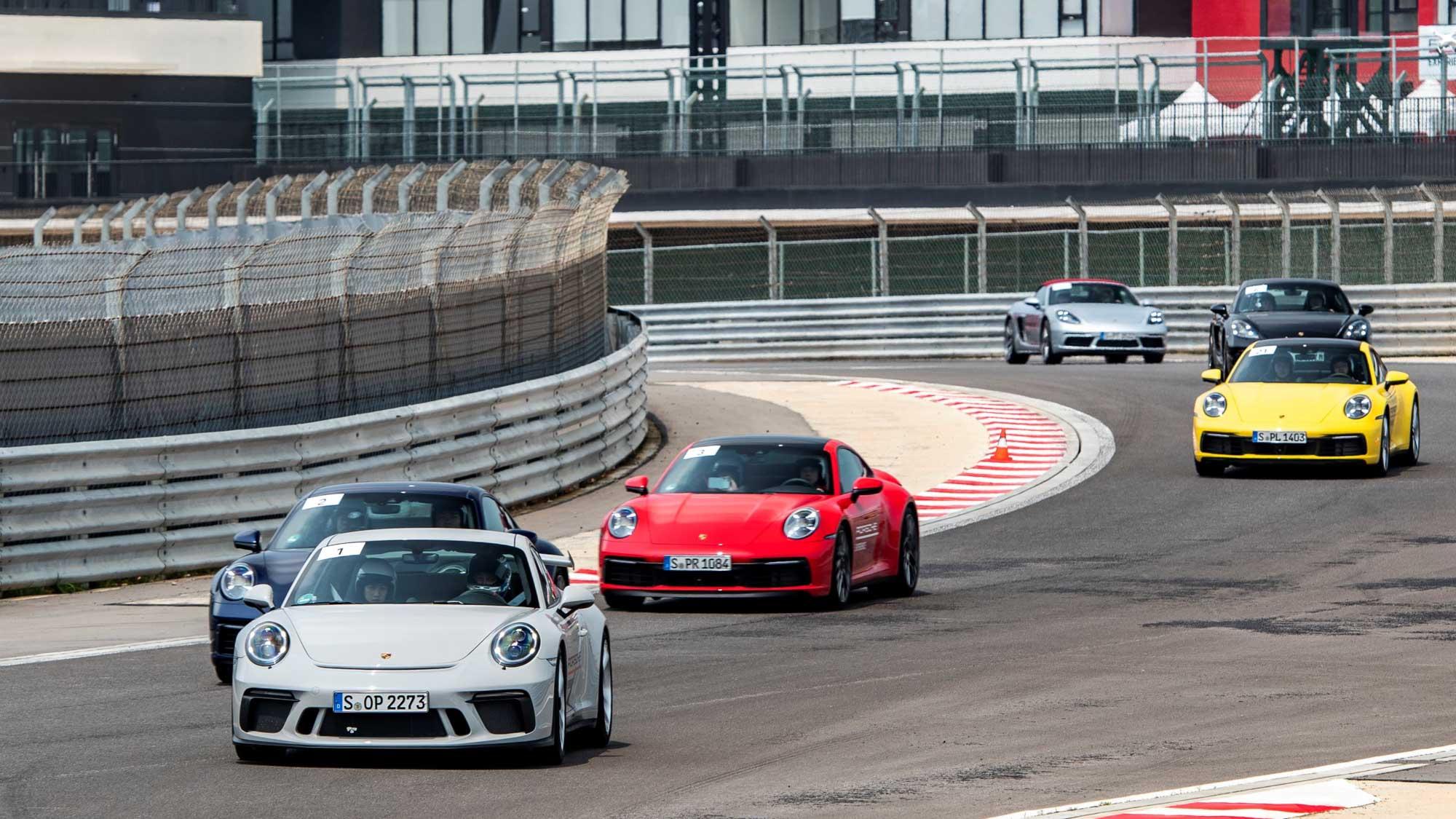 沒來過Porsche World Roadshow,別說你懂保時捷?