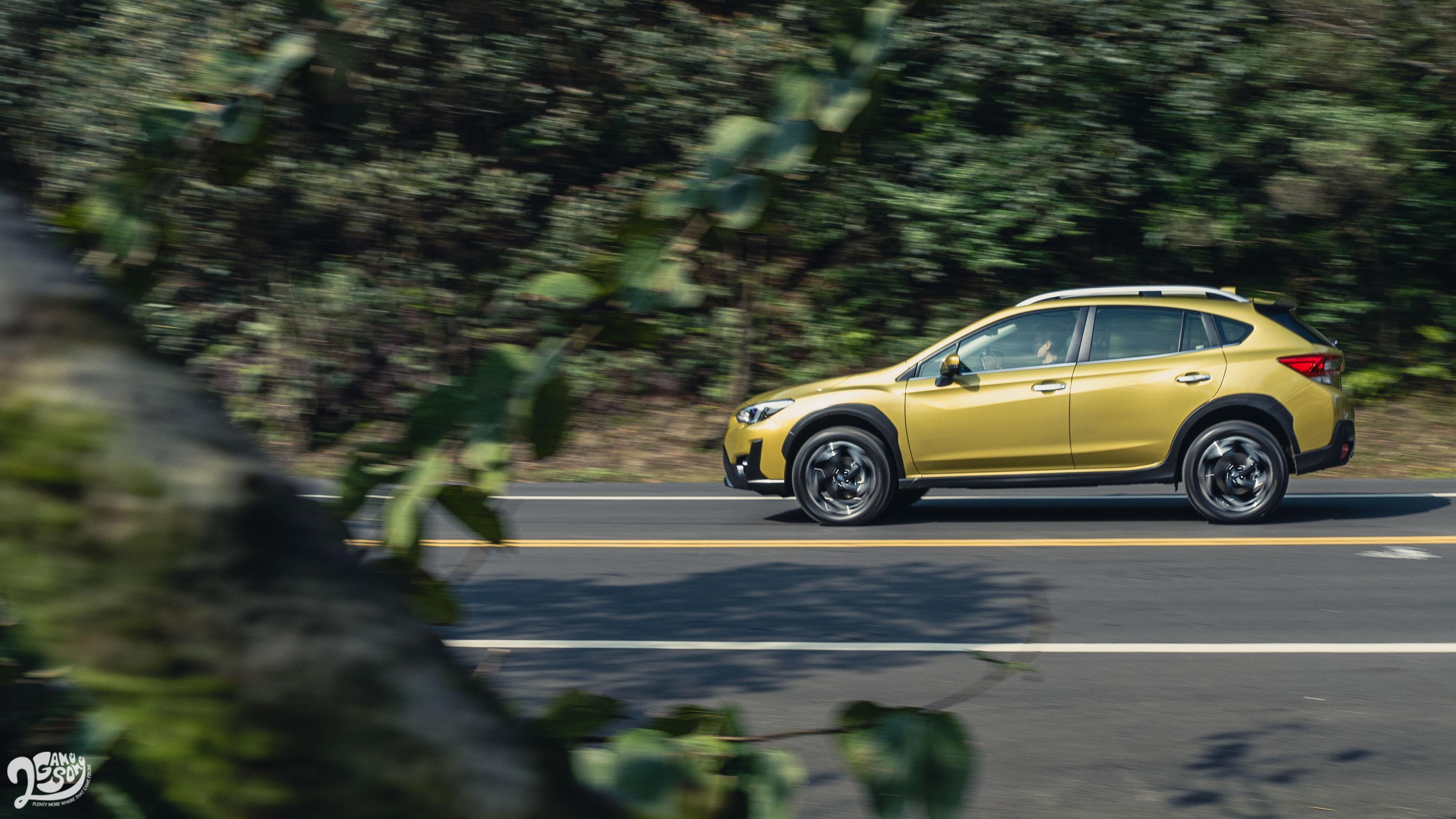 2021 Subaru XV,車界的斜槓精英