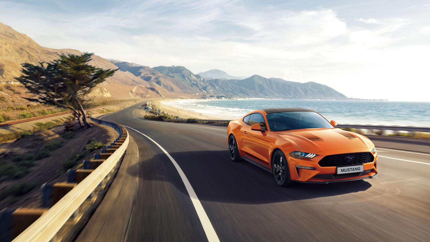 最可靠的中大型跑車?J.D. Power 說是 Ford Mustang