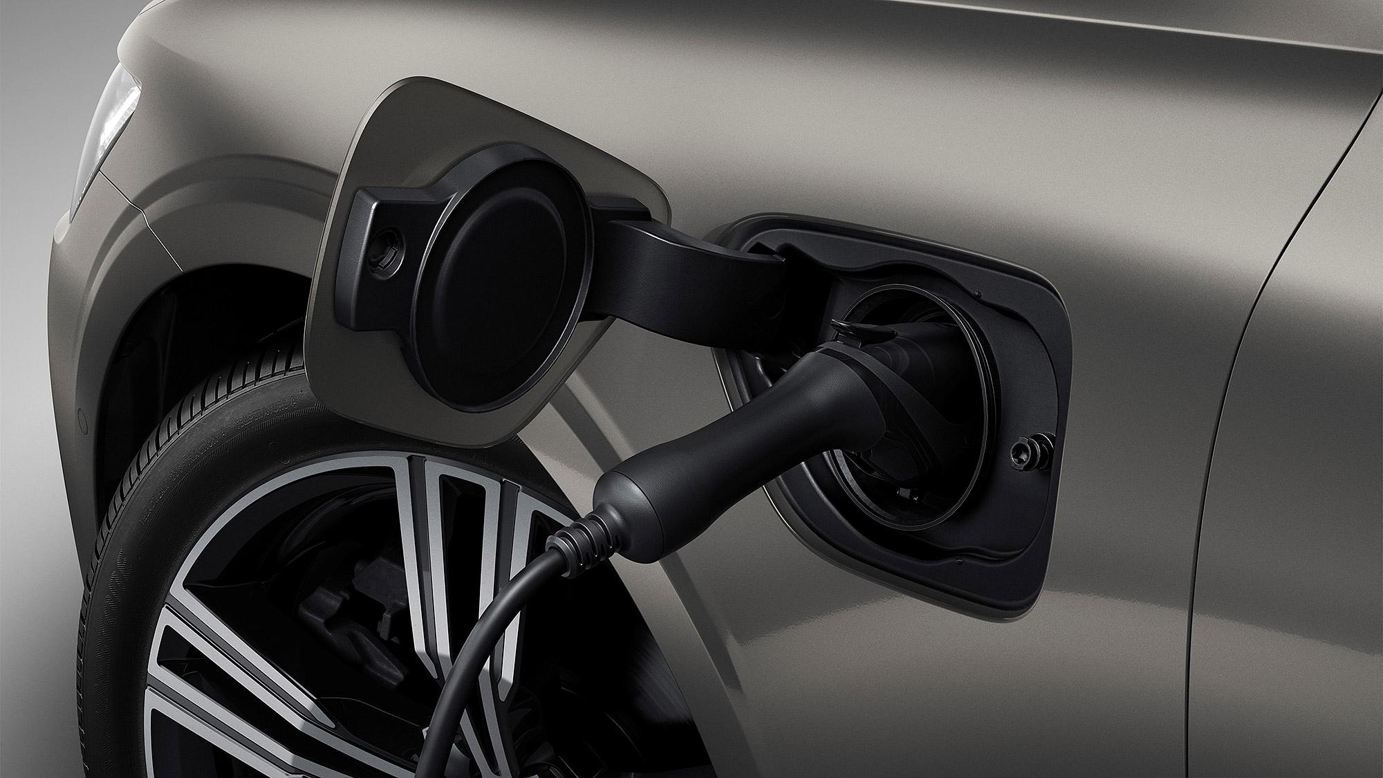 押寶 PHEV , Volvo 意旨搶佔電動時代灘頭堡