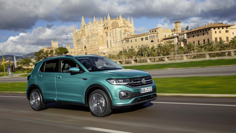 Volkswagen T-Cross 82.8 萬起全車系標配 ACC|試駕影音輯新角色登場!