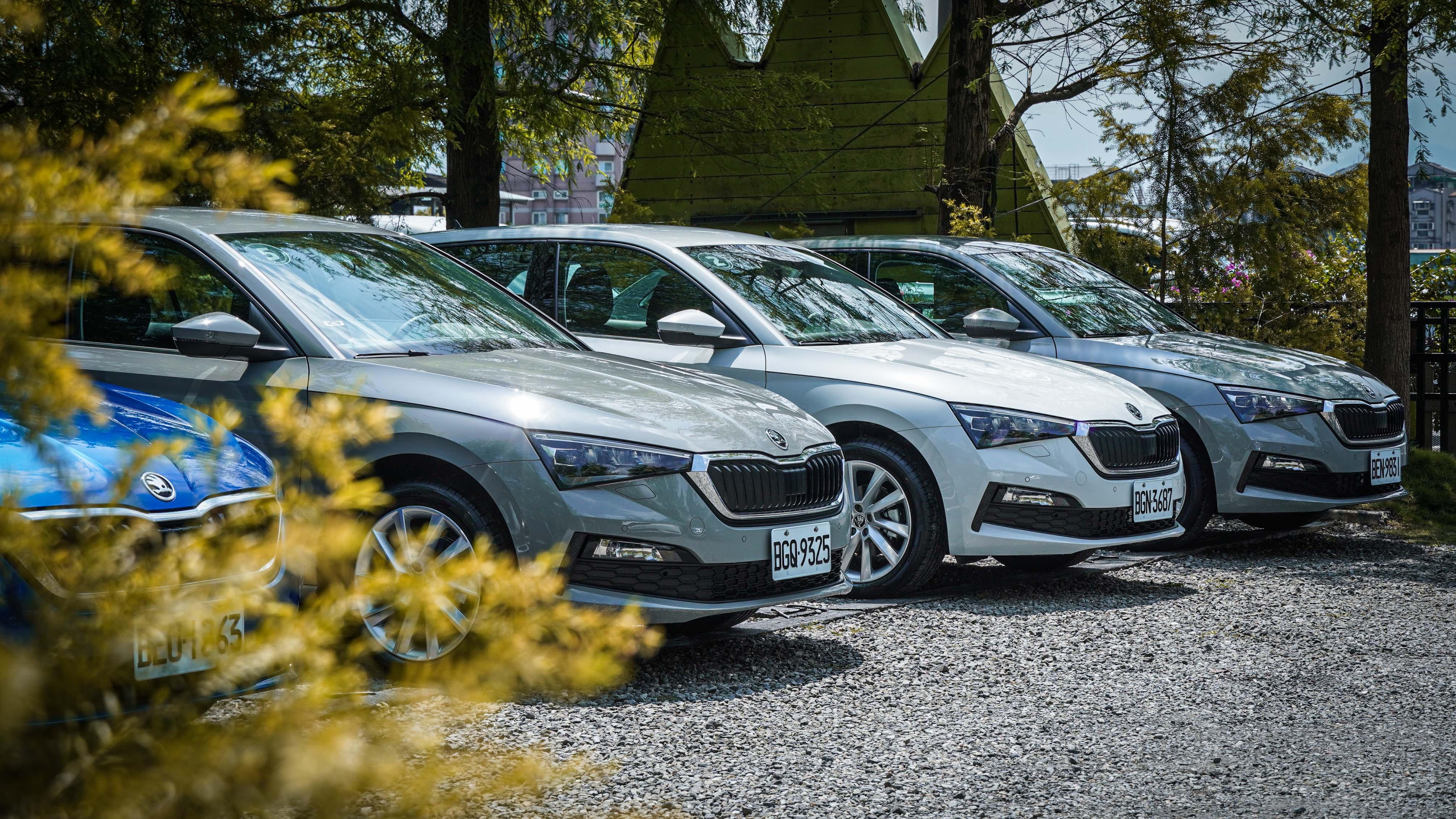 Škoda Scala 以動能版、豪華動能版、菁英版、豪華菁英版四車型販售,分別為 89.9、95.9、98.9、103.9 萬元 。