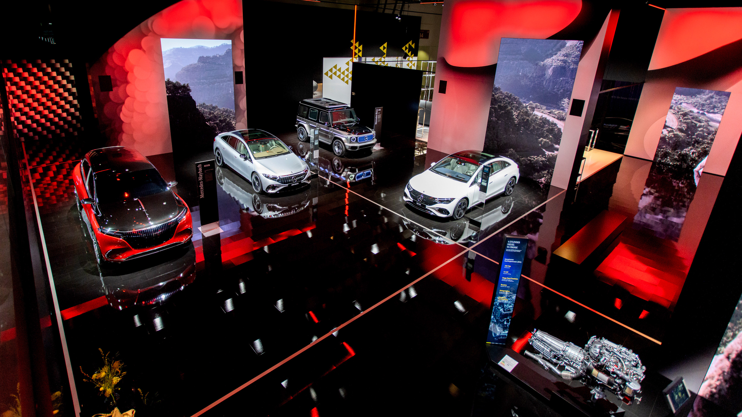 ▲ Mercedes-Benz 2021德國車展 4 電動車 2 概念車同步現身!