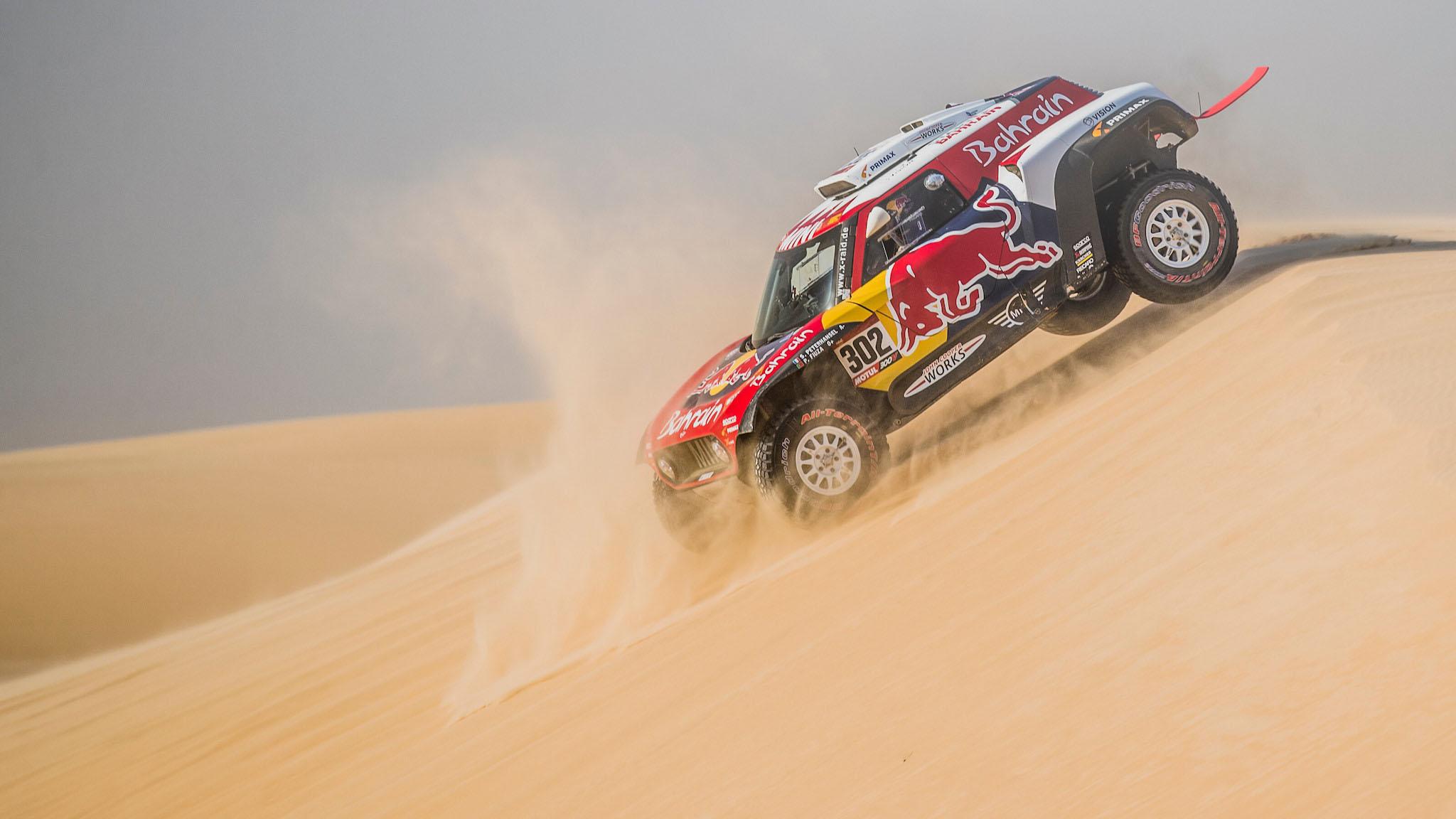 2021 達卡拉力賽將於明年 1 月登場沙烏地阿拉伯