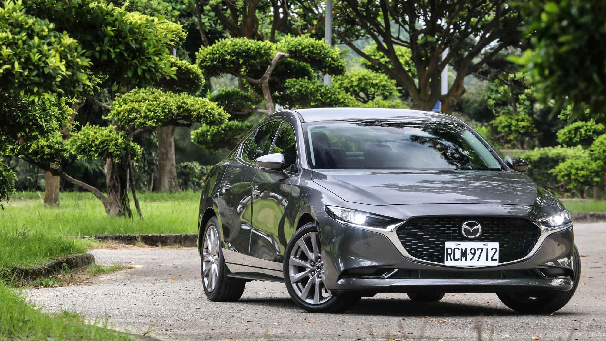 強敵環伺,Mazda3 四門會是尷尬的存在?
