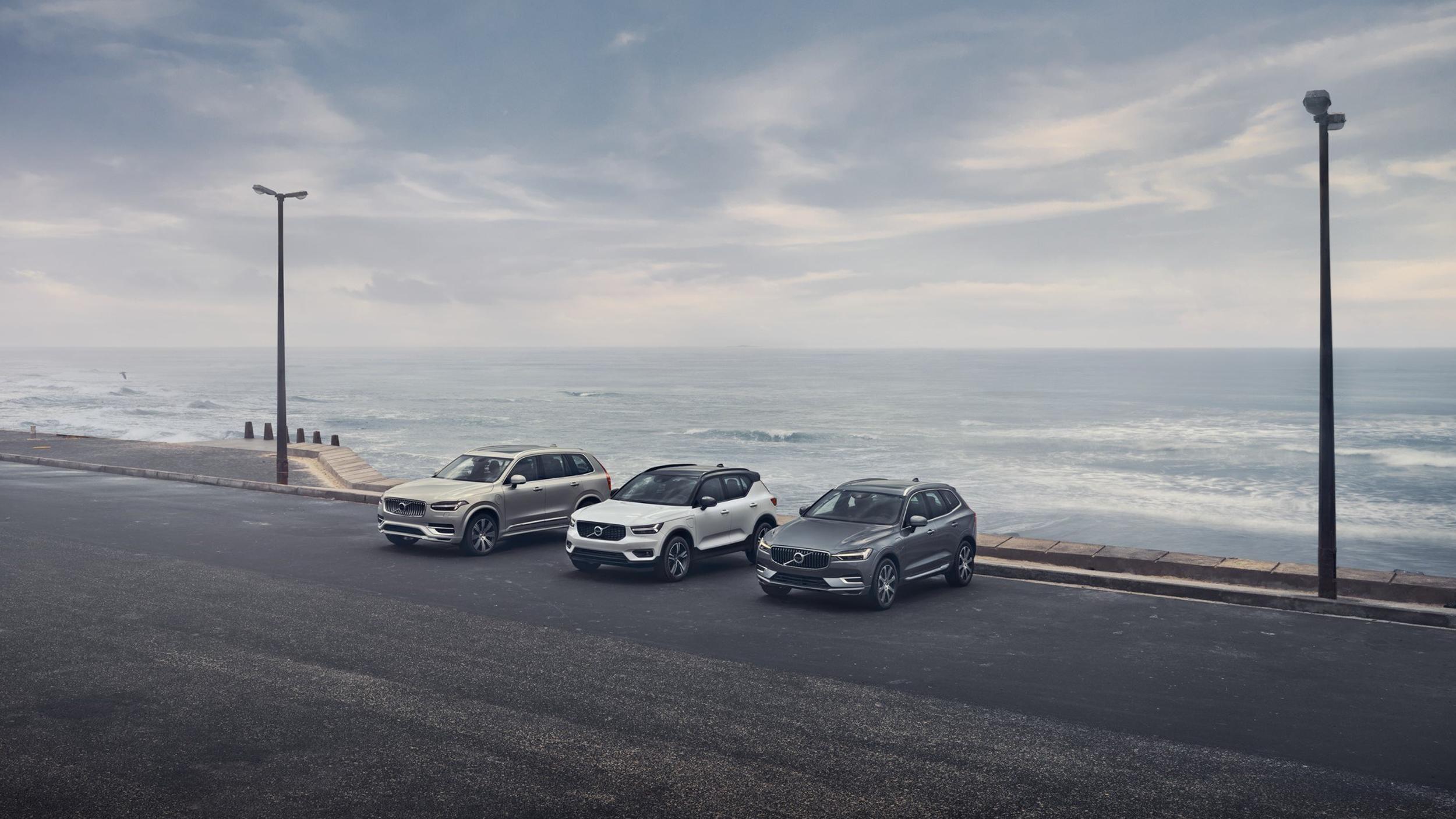Volvo 銷售創新高!9 月成長率 25.99% 勇冠所有豪華品牌