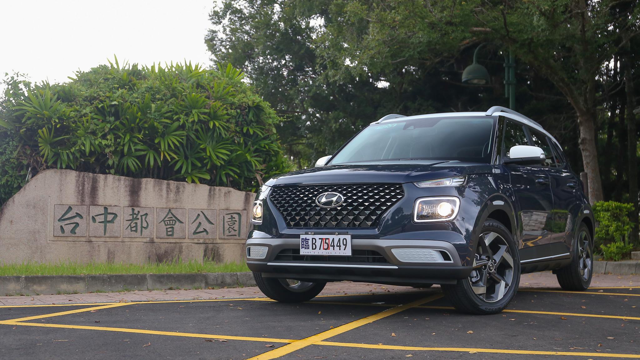 不僅衝著 CUV 對手而來,Hyundai Venue 更要瞄準另一經濟級距?