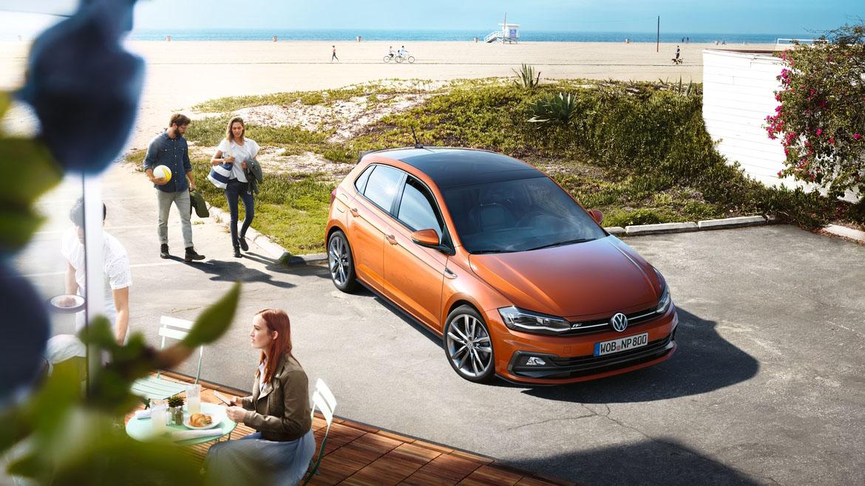 2020 新年式 Volkswagen Polo 76.8 萬起標配車道維持,7人座 MPV Sharan 同步到港