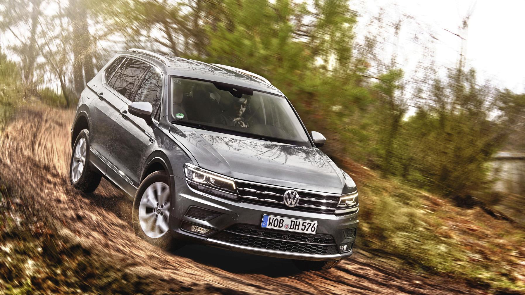 Volkswagen Tiguan 產量破 600 萬輛,全車系適用彈性保養概念