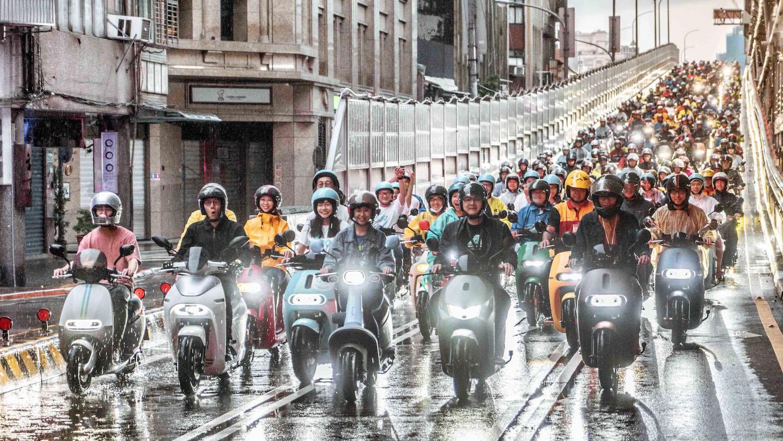 Gogoro 11 月掛牌初登 125 cc 榜首,24 小時試乘活動年底前還有!