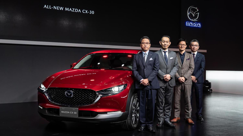 休旅新強棒 Mazda CX-30 登場,9 色 4 車型 89.9 萬起