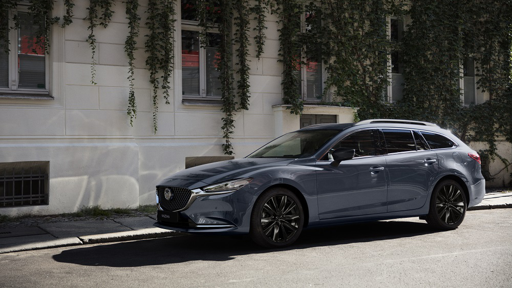21 年式 Mazda6 121.9 萬起標配通風座椅、BOSE 音響;CX-9 新增入門車型 149.9 萬起