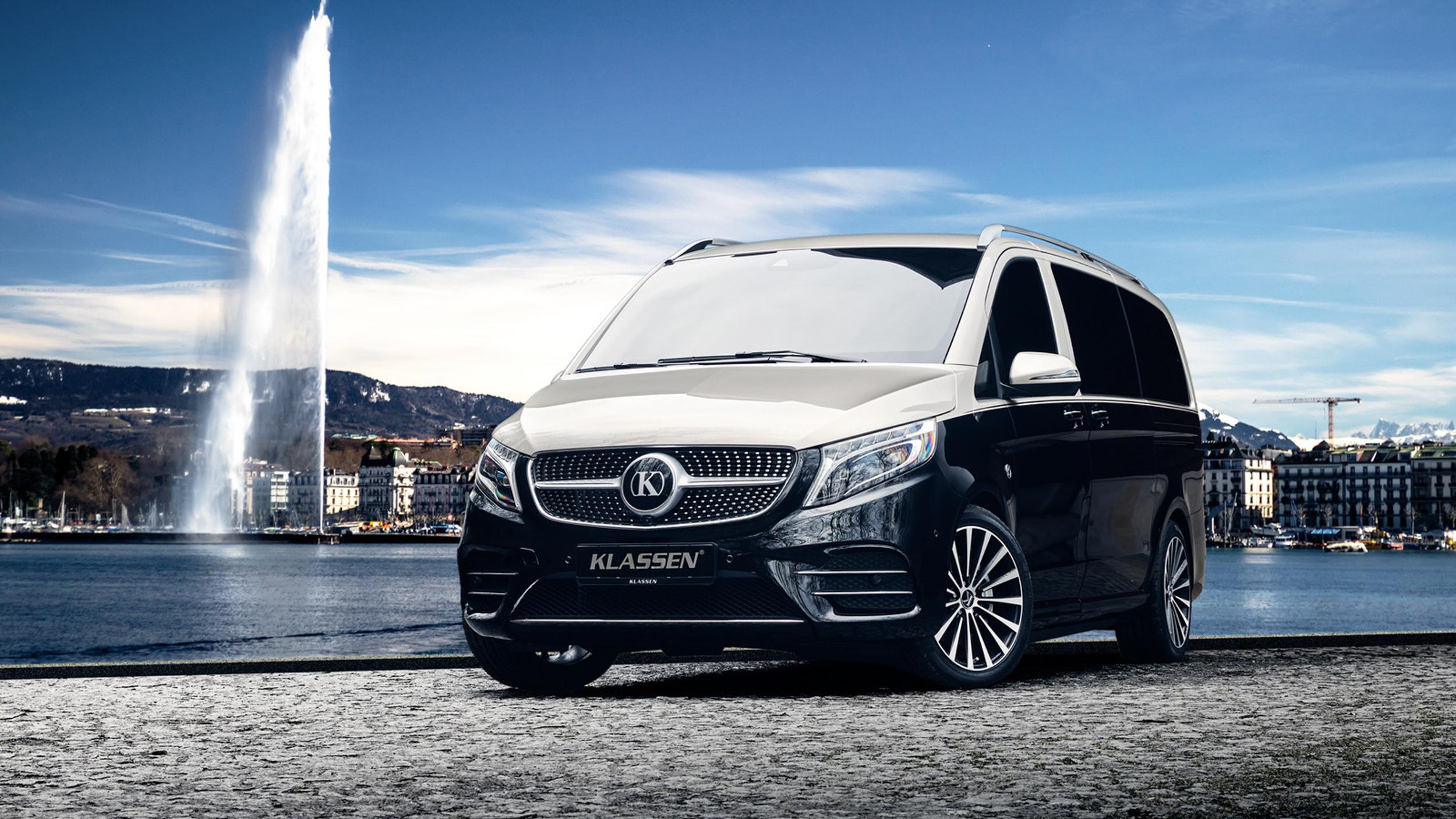 1,400 萬起!三一東林科技導入頂級商務車品牌 KLASSEN
