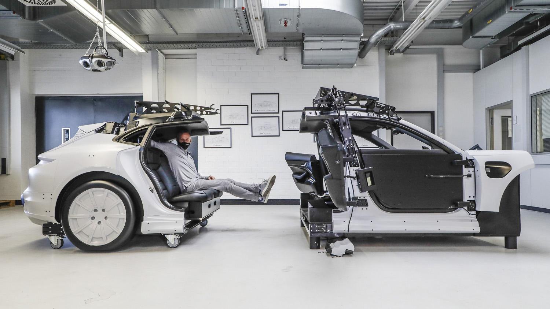 一窺 Porsche Taycan Cross Turismo 座艙設計秘辛