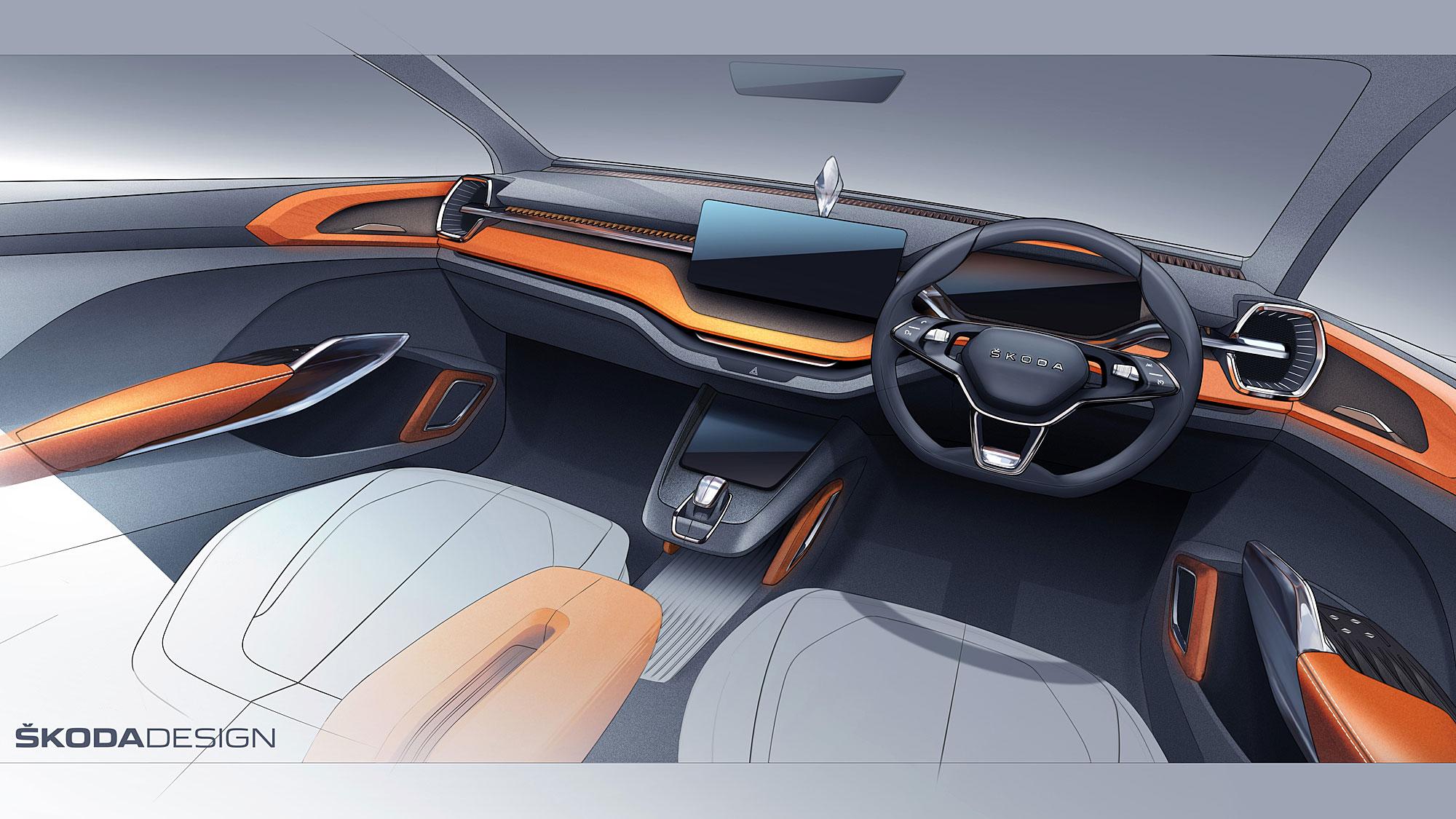 Vision IN 為針對印度市場設計的小型休旅概念車。