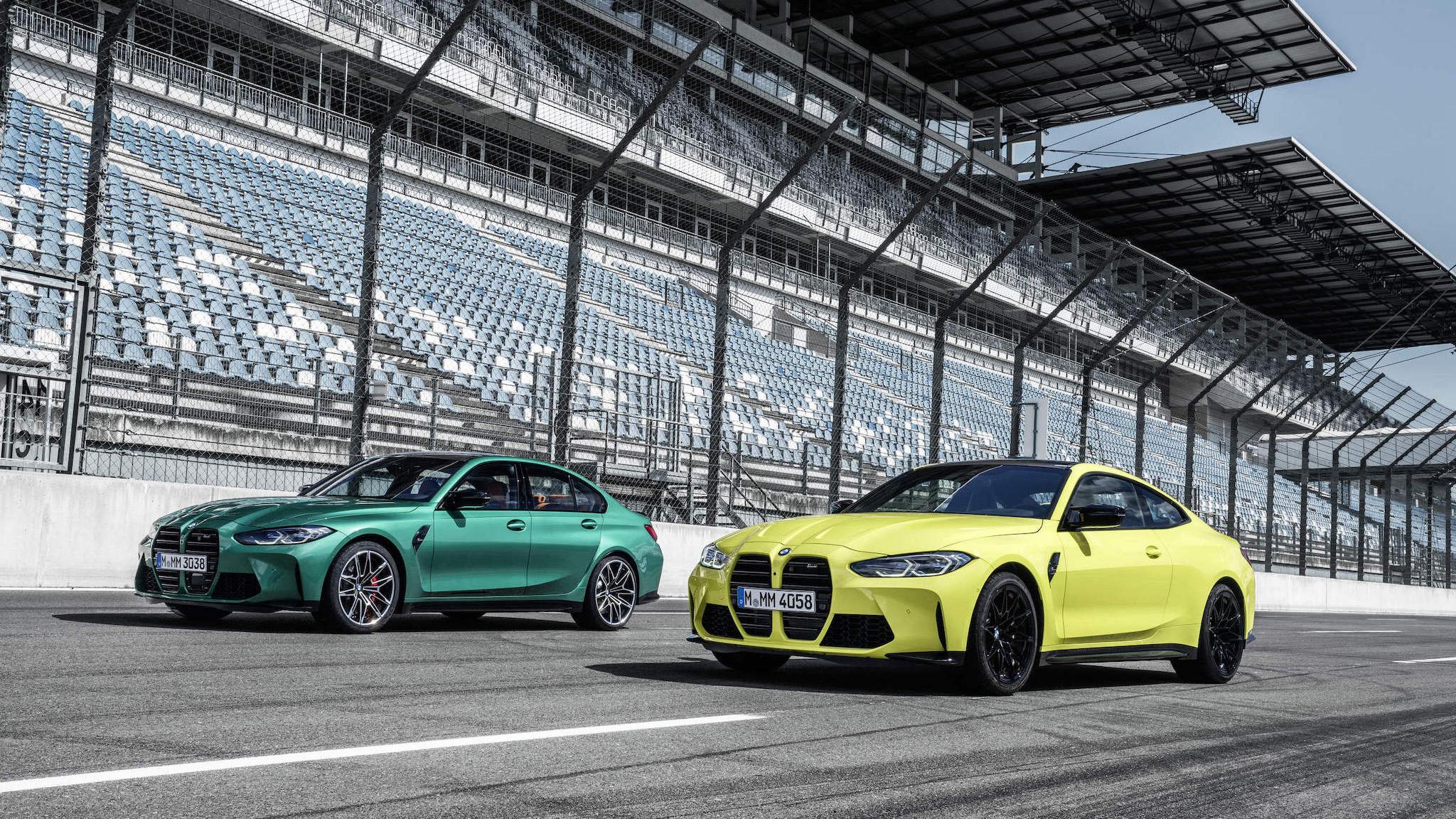全新 BMW M3 / M4 Competition 預售 555 萬起,雙門四門你選誰?