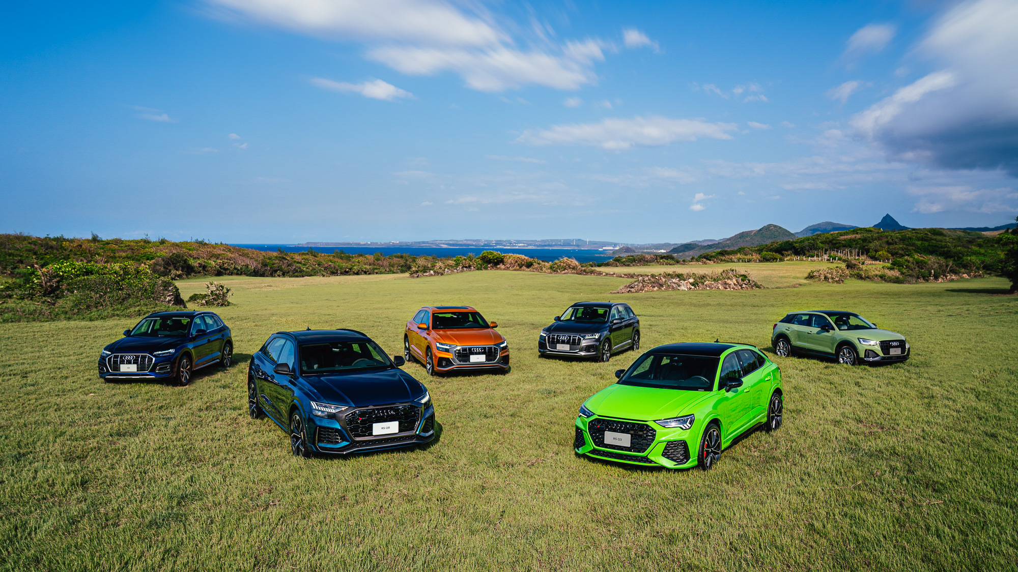 ▲ 2022 年式 Audi 全車系開始預售!Q7 具雙重動力選擇、Q3 Sportback 40 TFSI 新動力入列