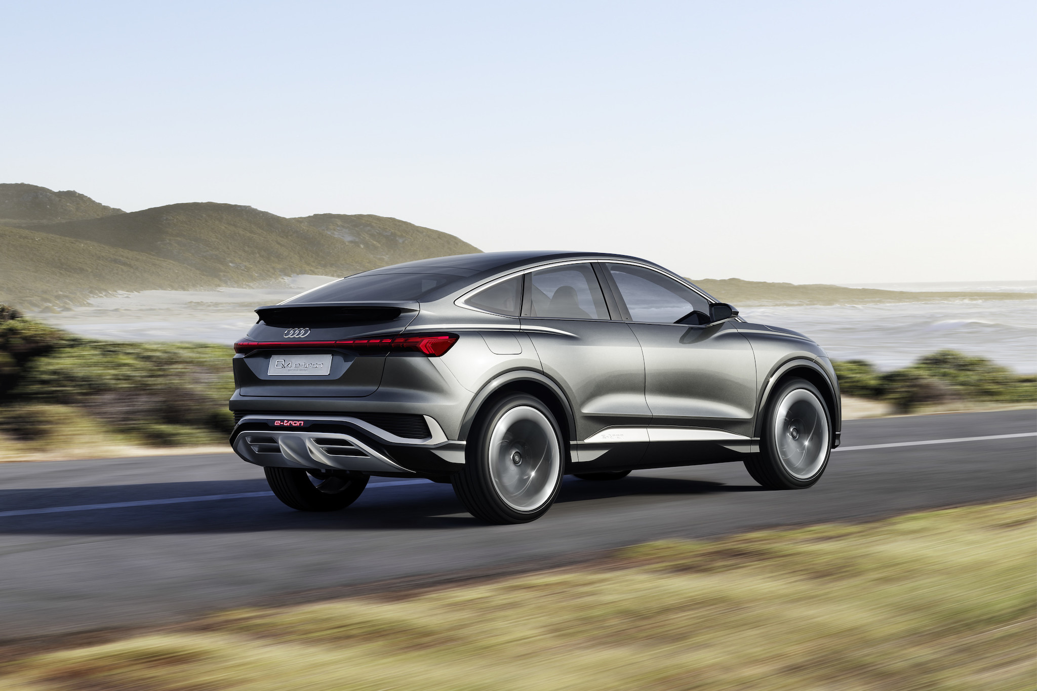 未來更有不少 e-tron 電動車家族將會排隊登台。
