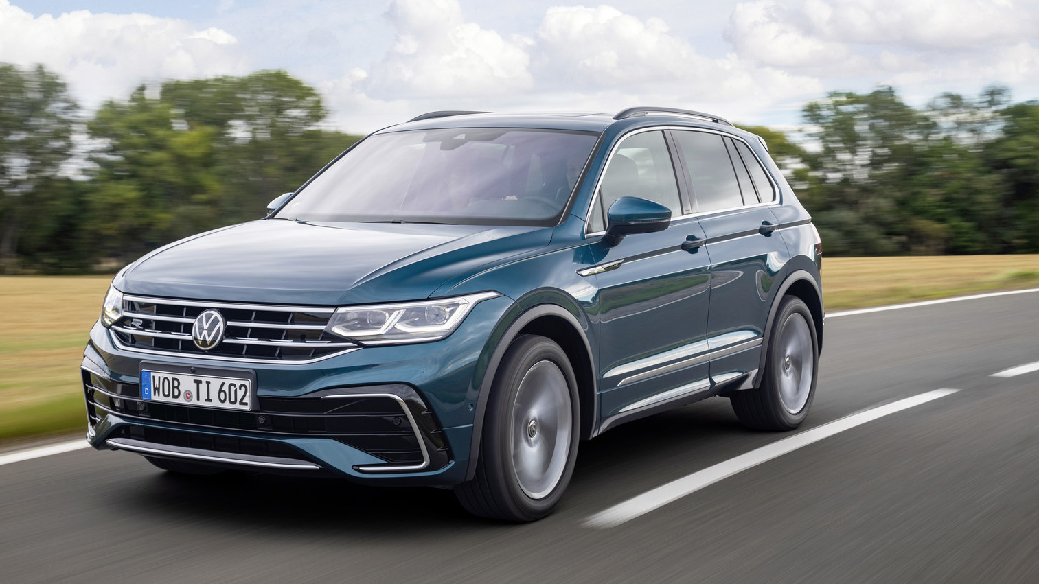小改款 Volkswagen Tiguan 109.8 萬起,性能版 Tiguan R 預售價曝光