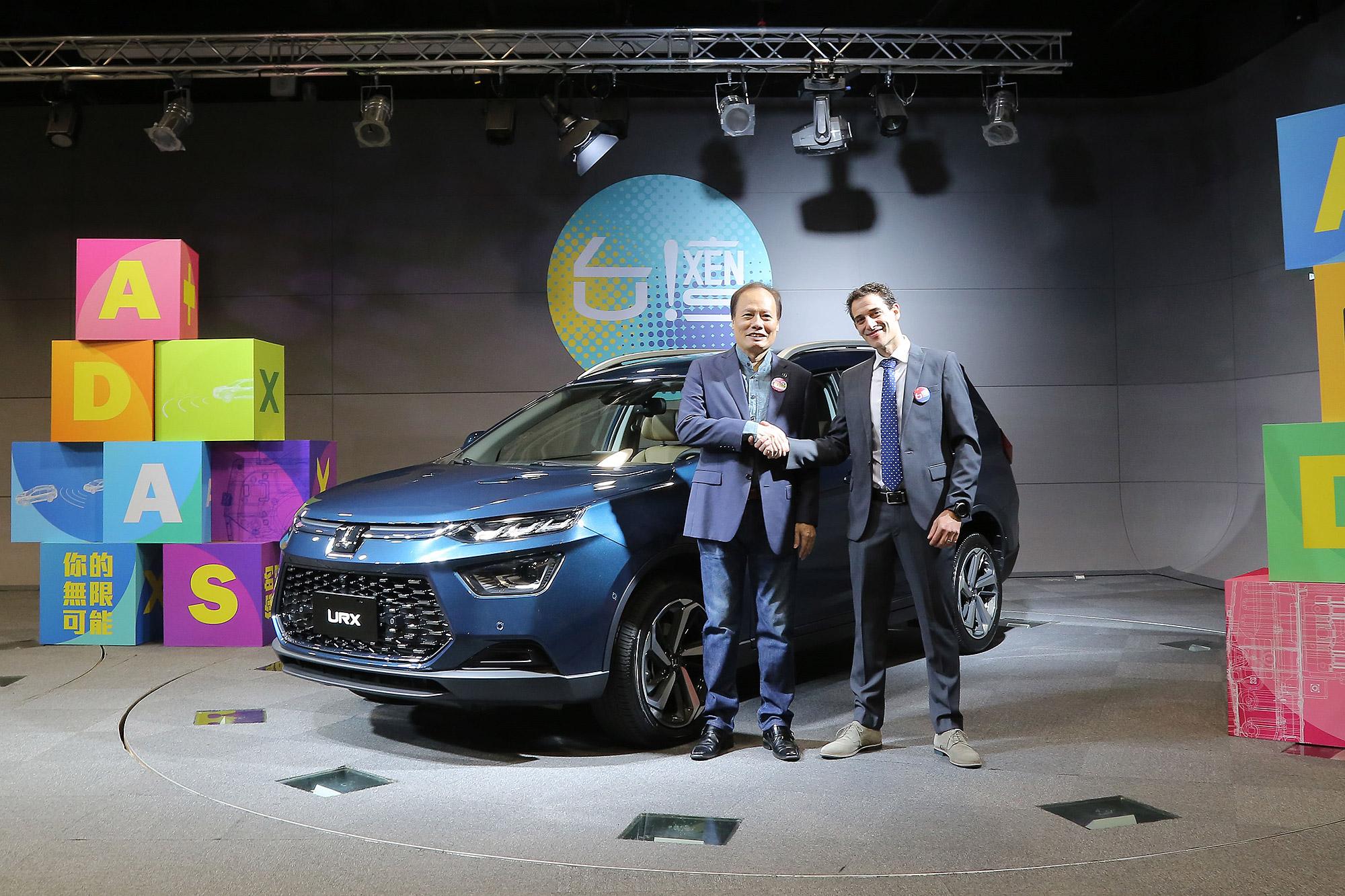 URX 的 ADAS 先進駕駛輔助系統認證,主要在 Euro NCAP 的認證機構西班牙 IDIADA 所進行。