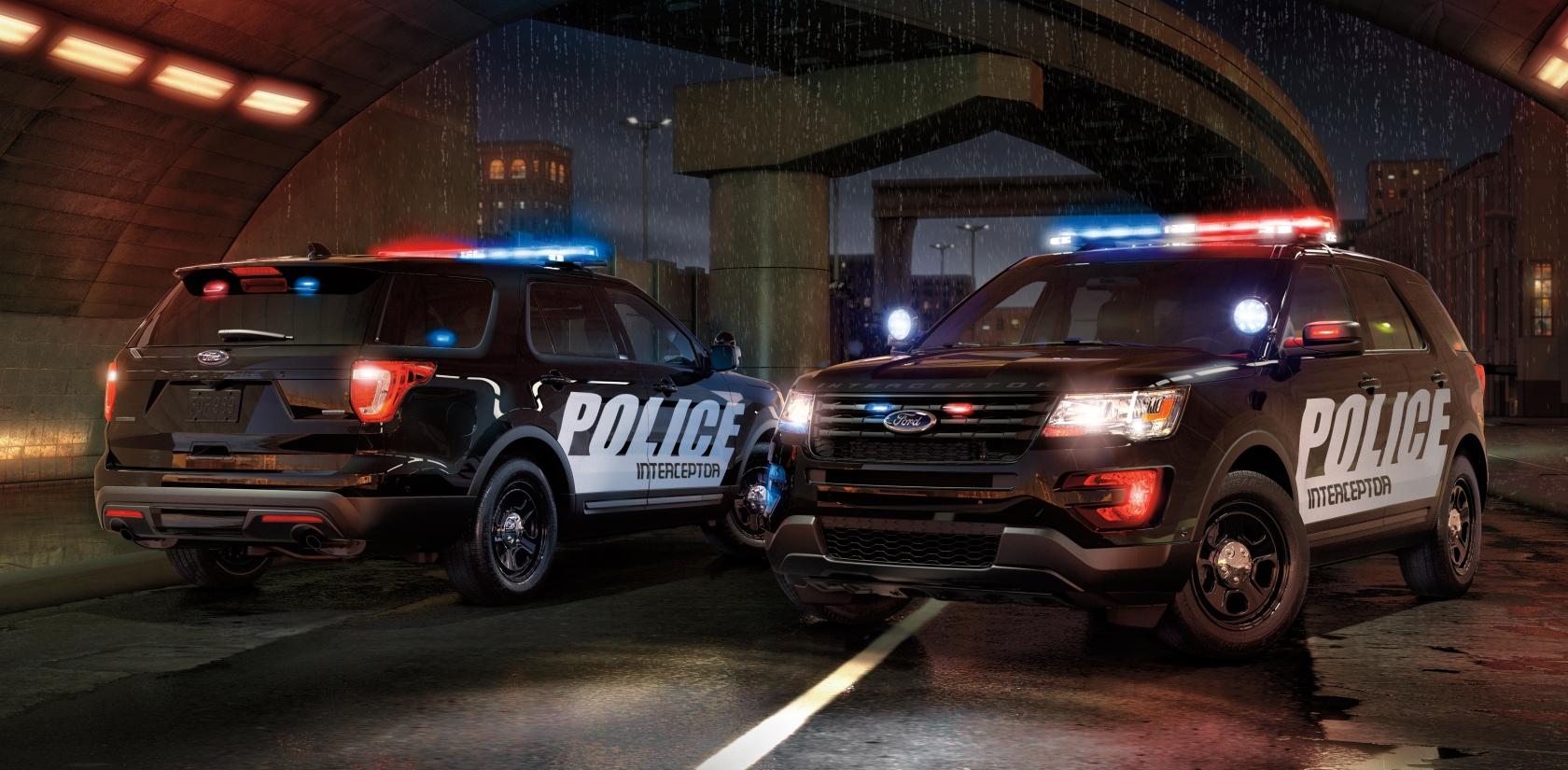 【2020 台北車展】Ford 復刻美國公路城鎮,展出美式特警車及 Focus ST