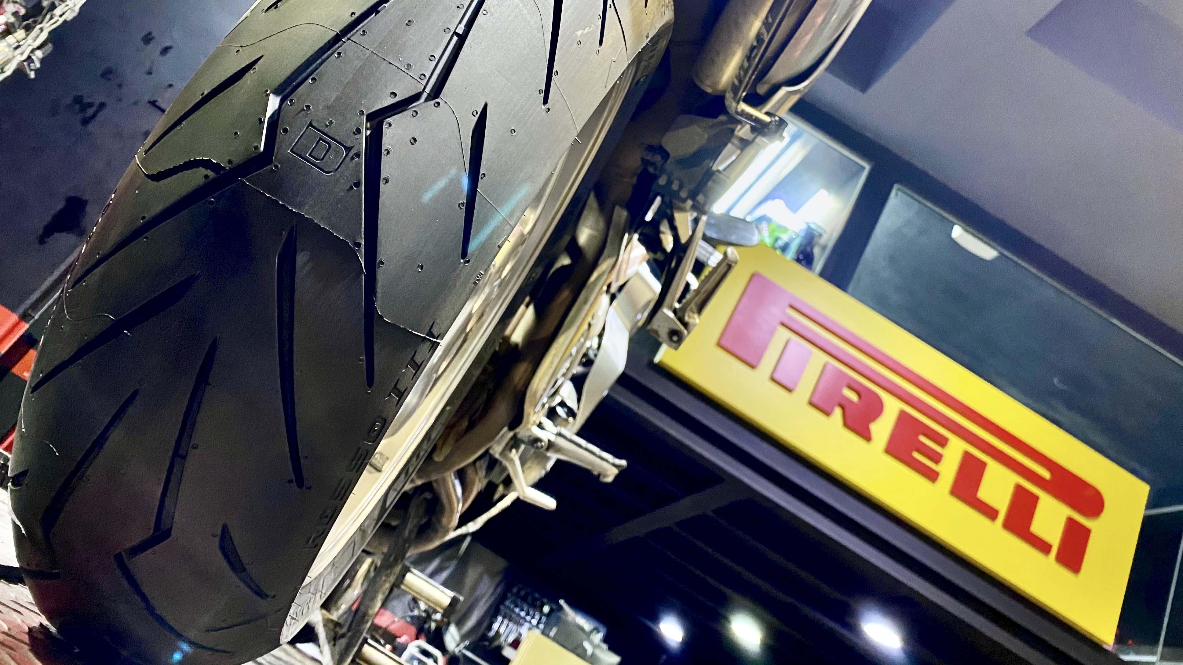 Pirelli 重車胎刮刮樂活動接近尾聲,可是大獎未刮出!騎士快把握!