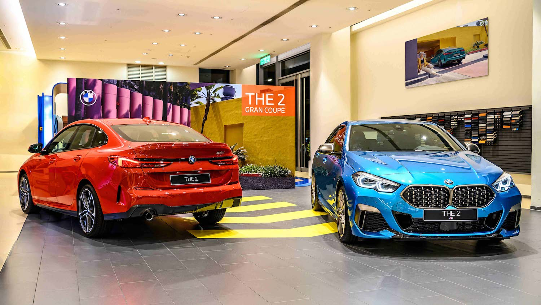 BMW 2系列Gran Coupé 166 萬起週末進駐展間,M Sport Edition 限量發售