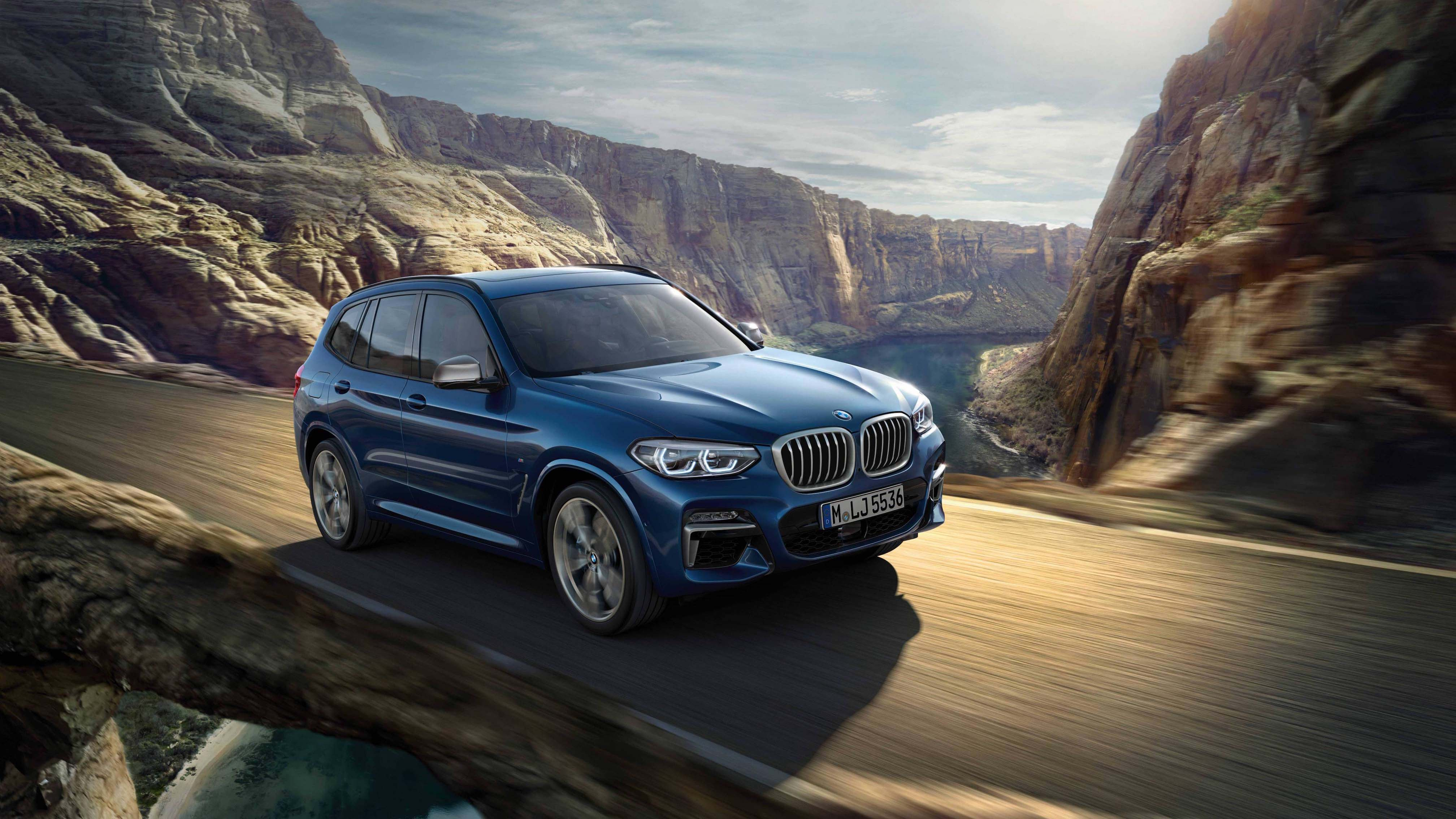 BMW X3 M40i XRace Edition。