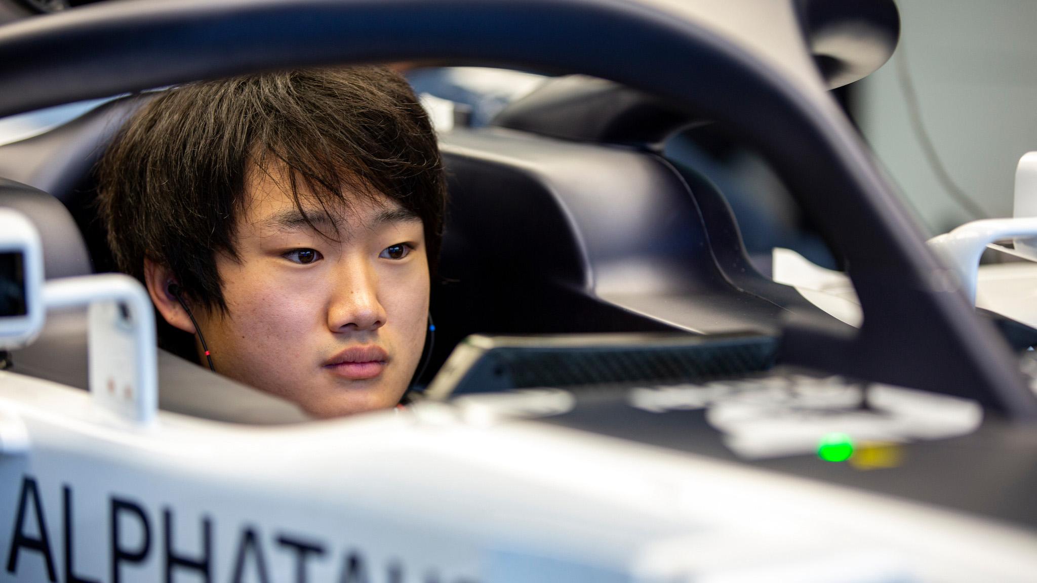 日本車手再戰 F1!Yuki Tsunoda 明年將與 Pierre Gasly 搭檔為小牛車隊征戰