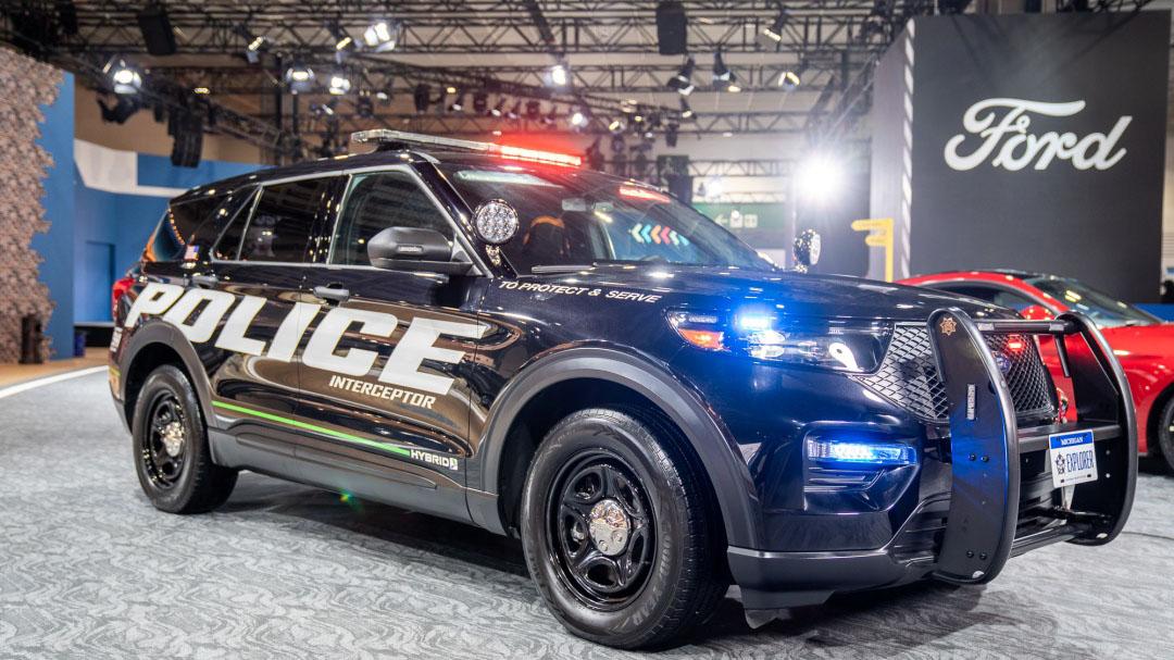 【高雄車展】Ford 展區美式特警車、Focus ST-Line Lommel 領銜主演