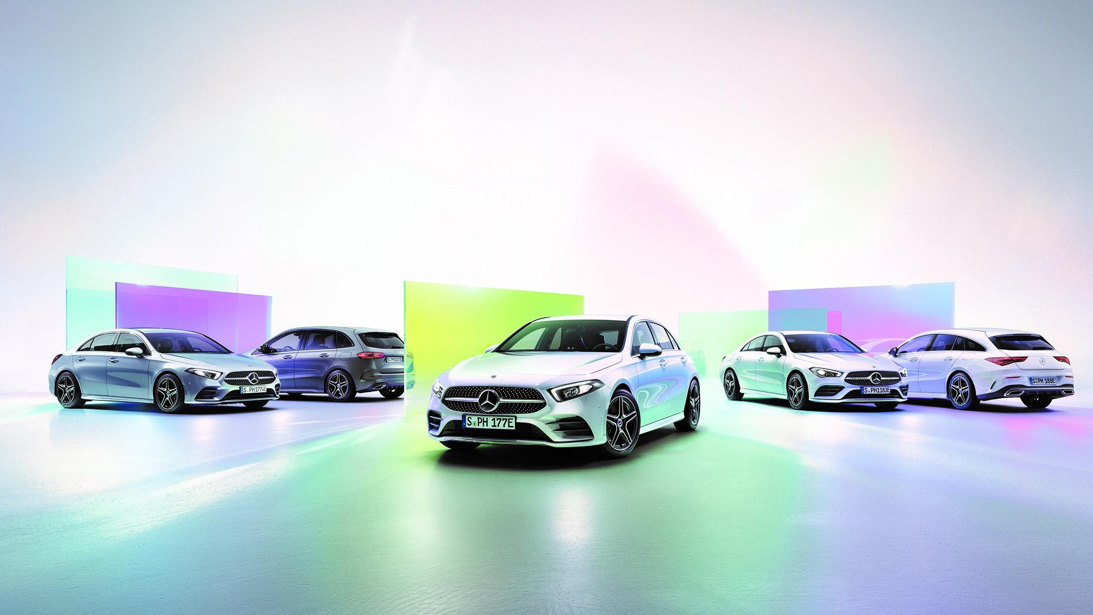賓士小車誠意加分 156 萬元起,Mercedes-Benz GLB 200 七人座新登場